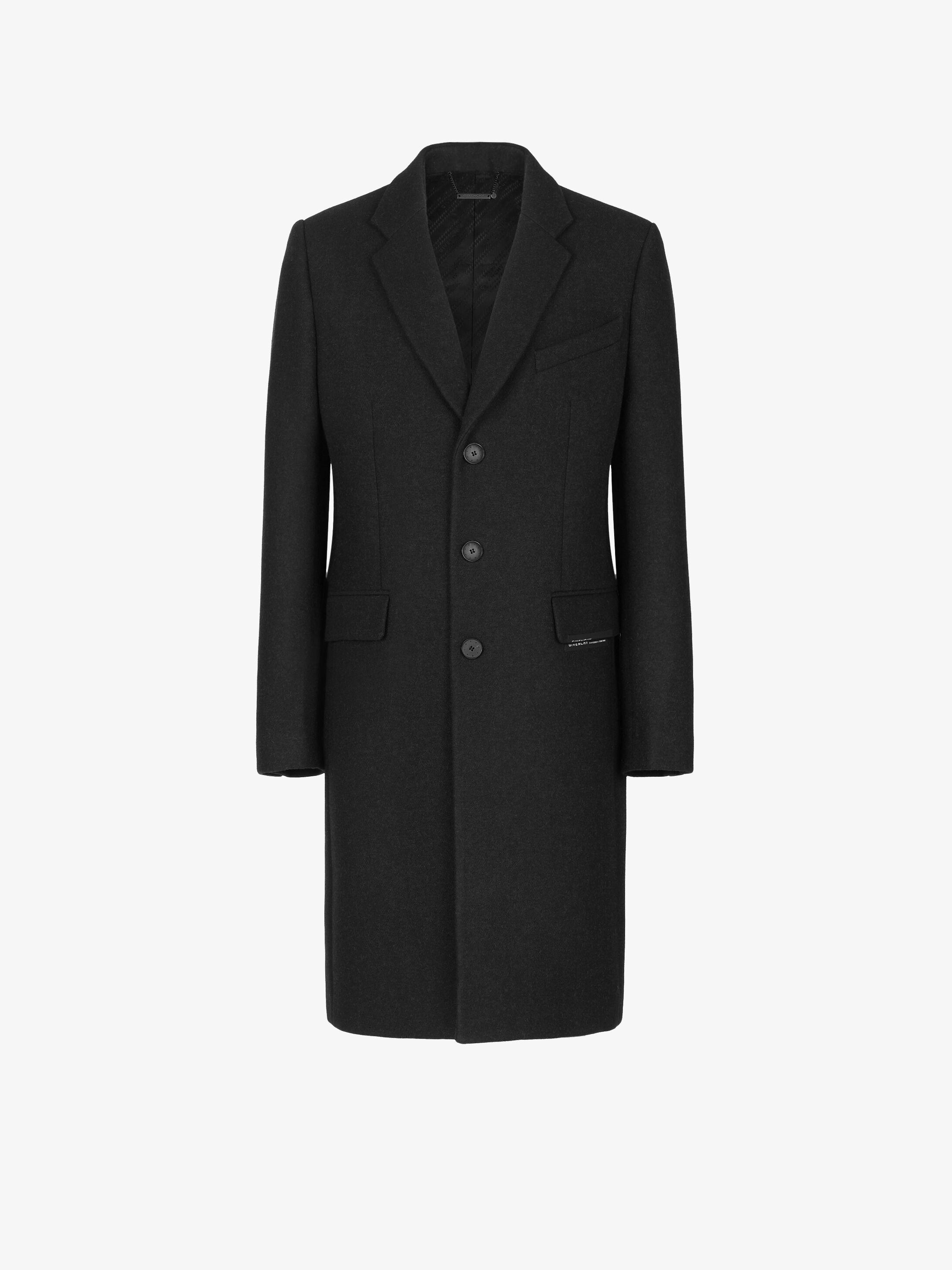 La collection Manteaux Homme par Givenchy. | GIVENCHY Paris