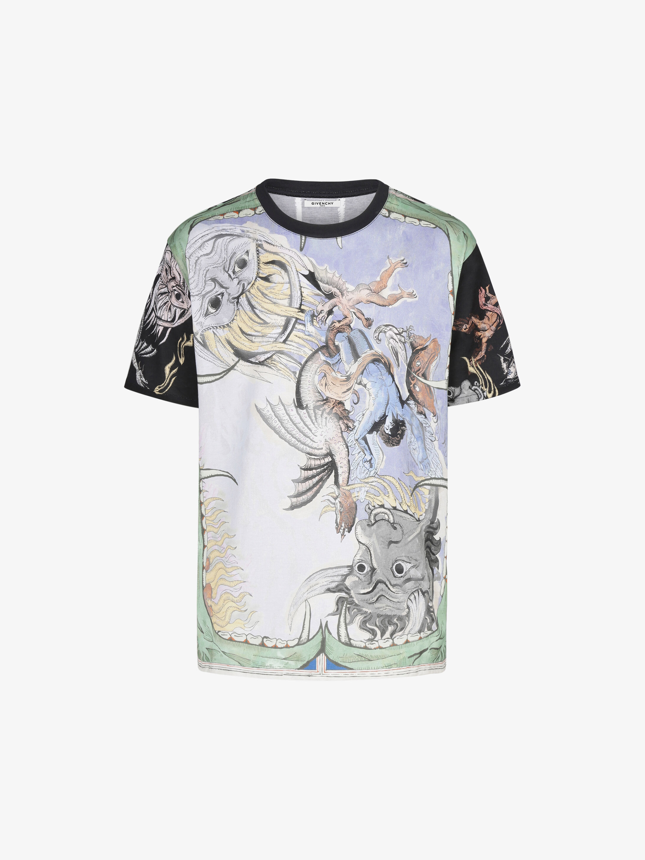 51787468740 Men's T-Shirts collection by Givenchy. | GIVENCHY Paris