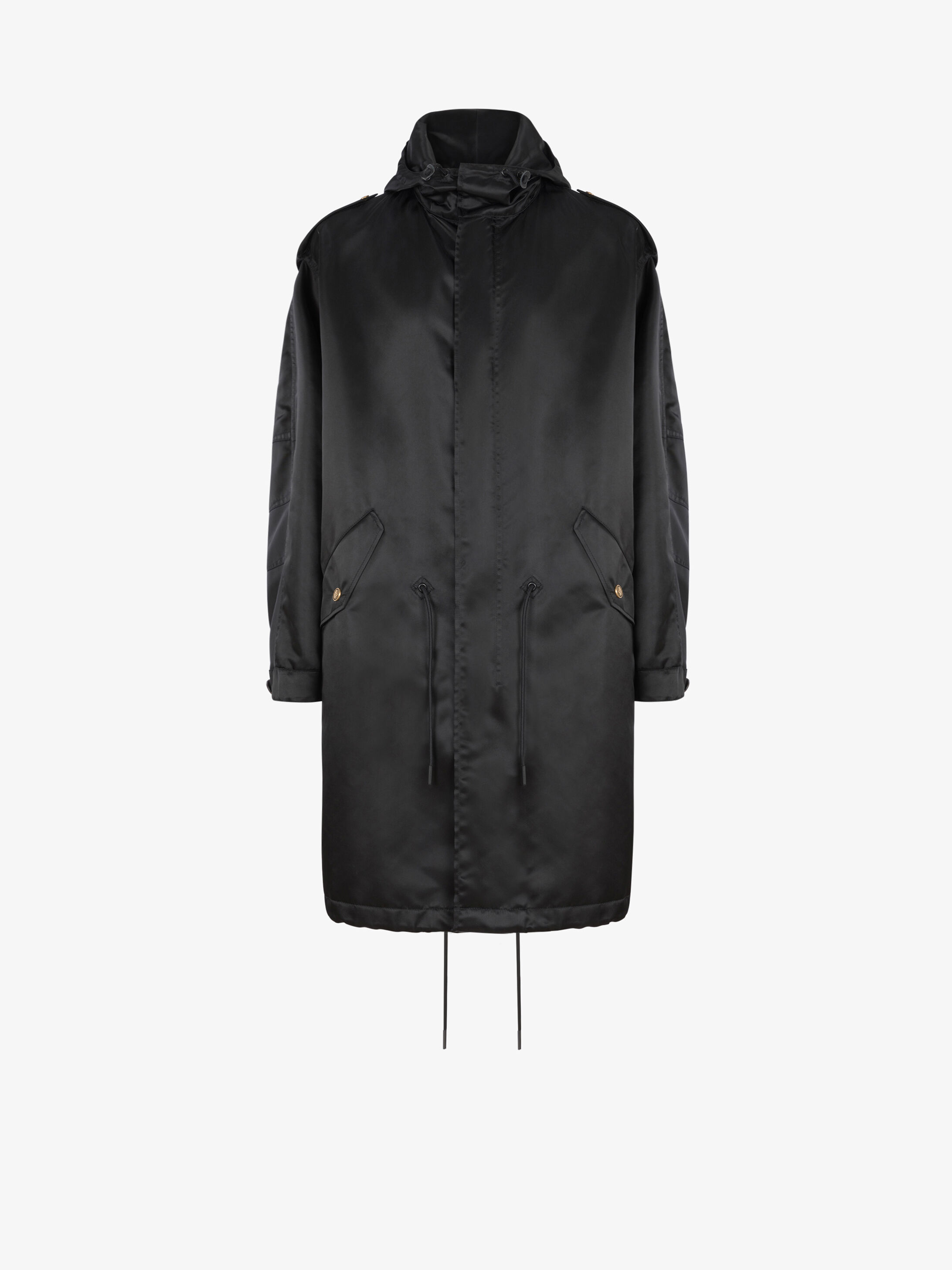 La collection Manteaux Homme par Givenchy.