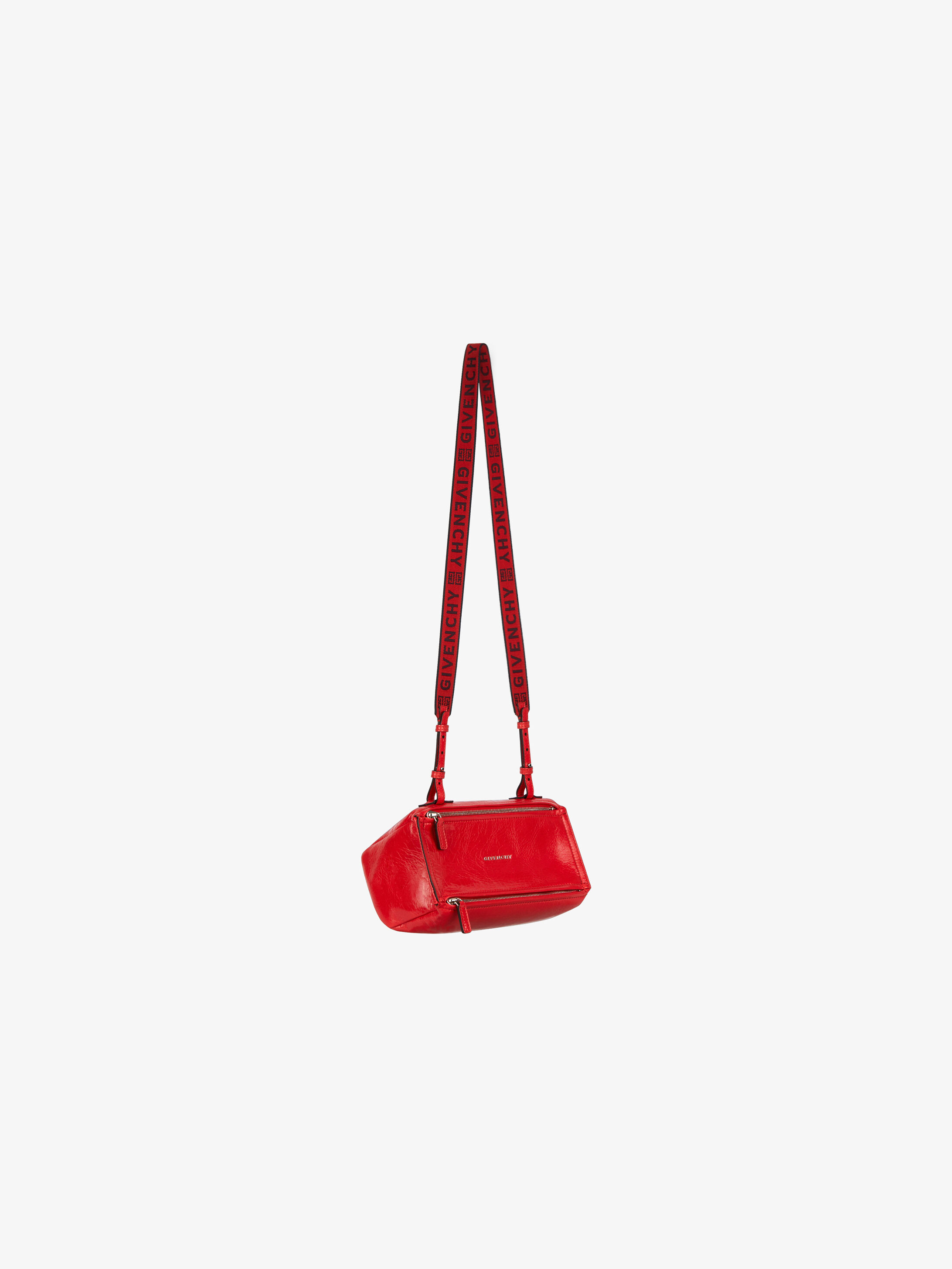 Mini Pandora Bag in patent leather with 4G strap  2adc6d8560962