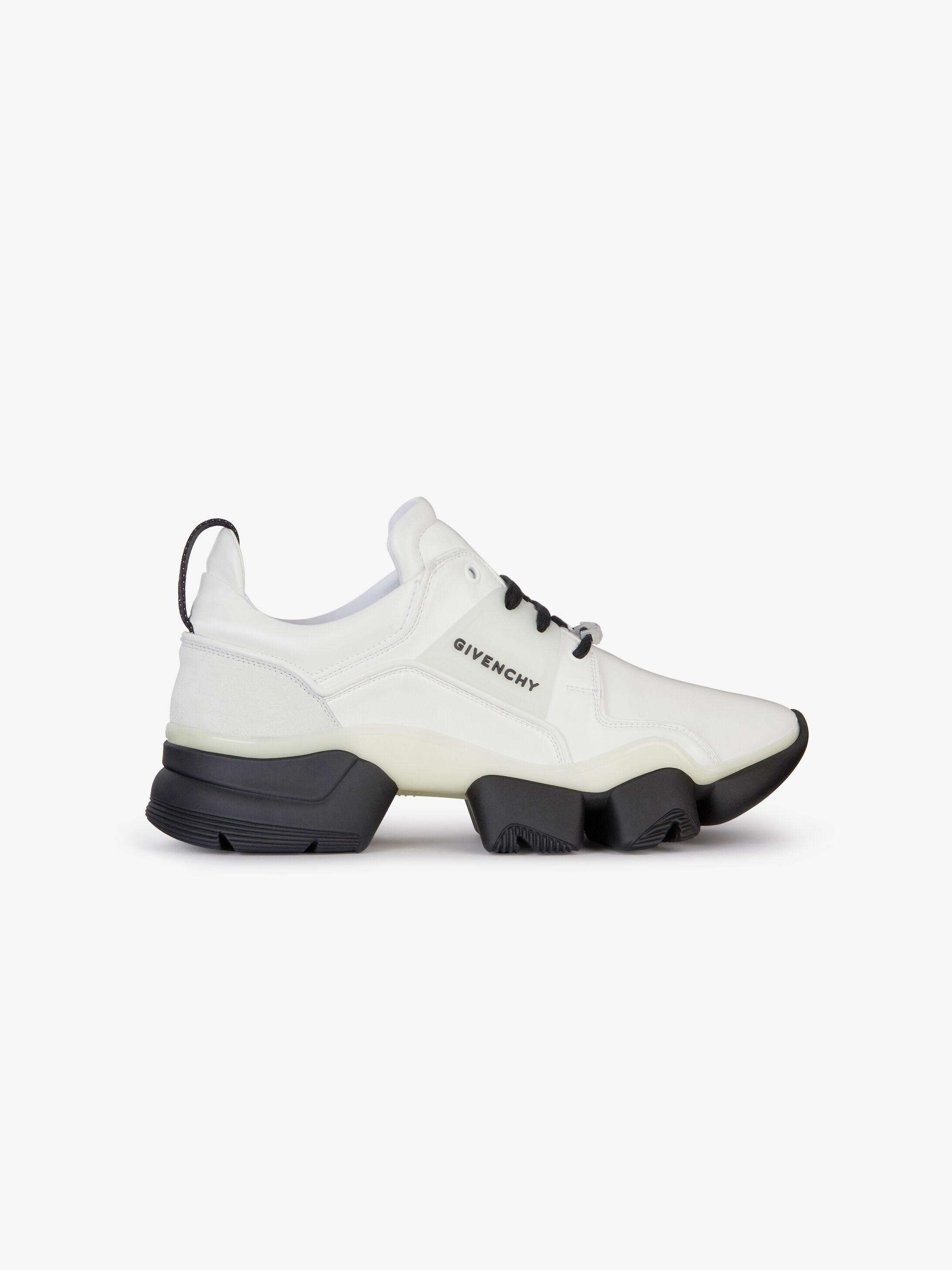 Givenchy Sneakers basses en cuir perforé Rouge | Homme Sneakers