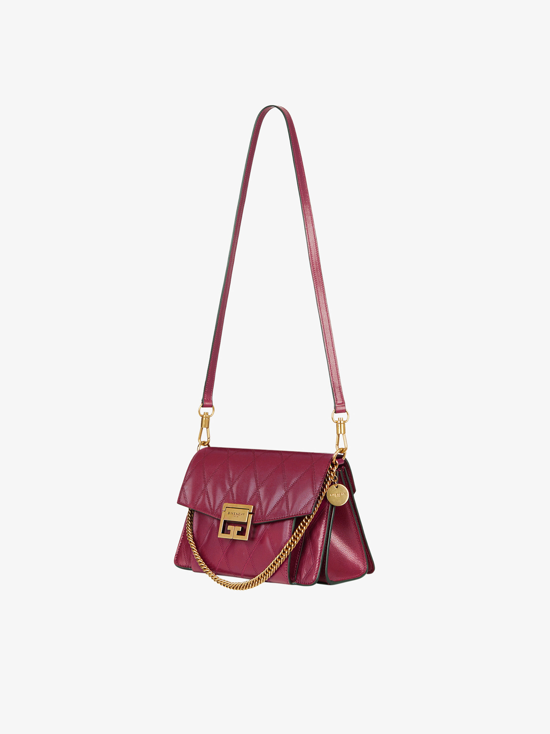 Small GV3 bag in quilted leather  3a8b6c7c845f9