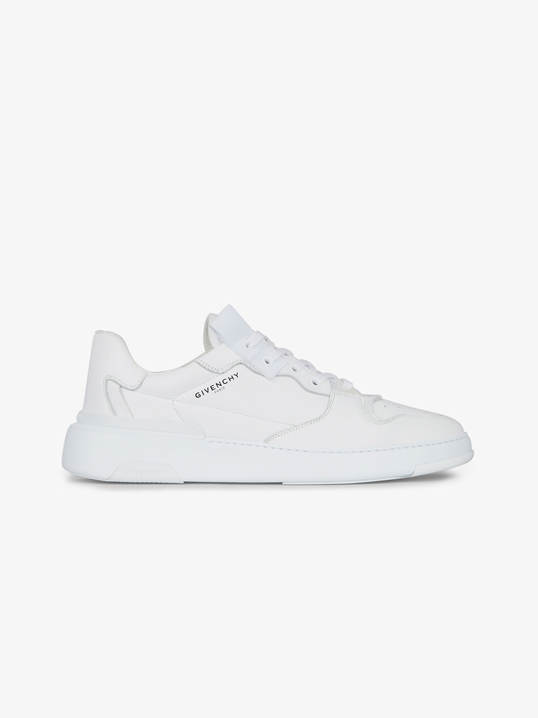 Wing low sneakers in leather | GIVENCHY