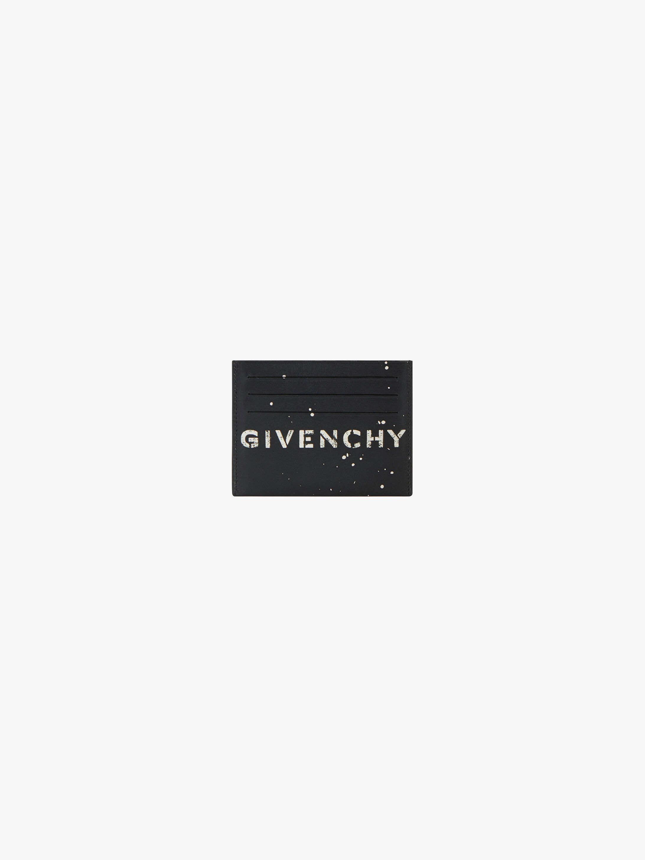 Carte Black Galerie Lafayette.Men S Key And Card Holders Collection By Givenchy Givenchy Paris
