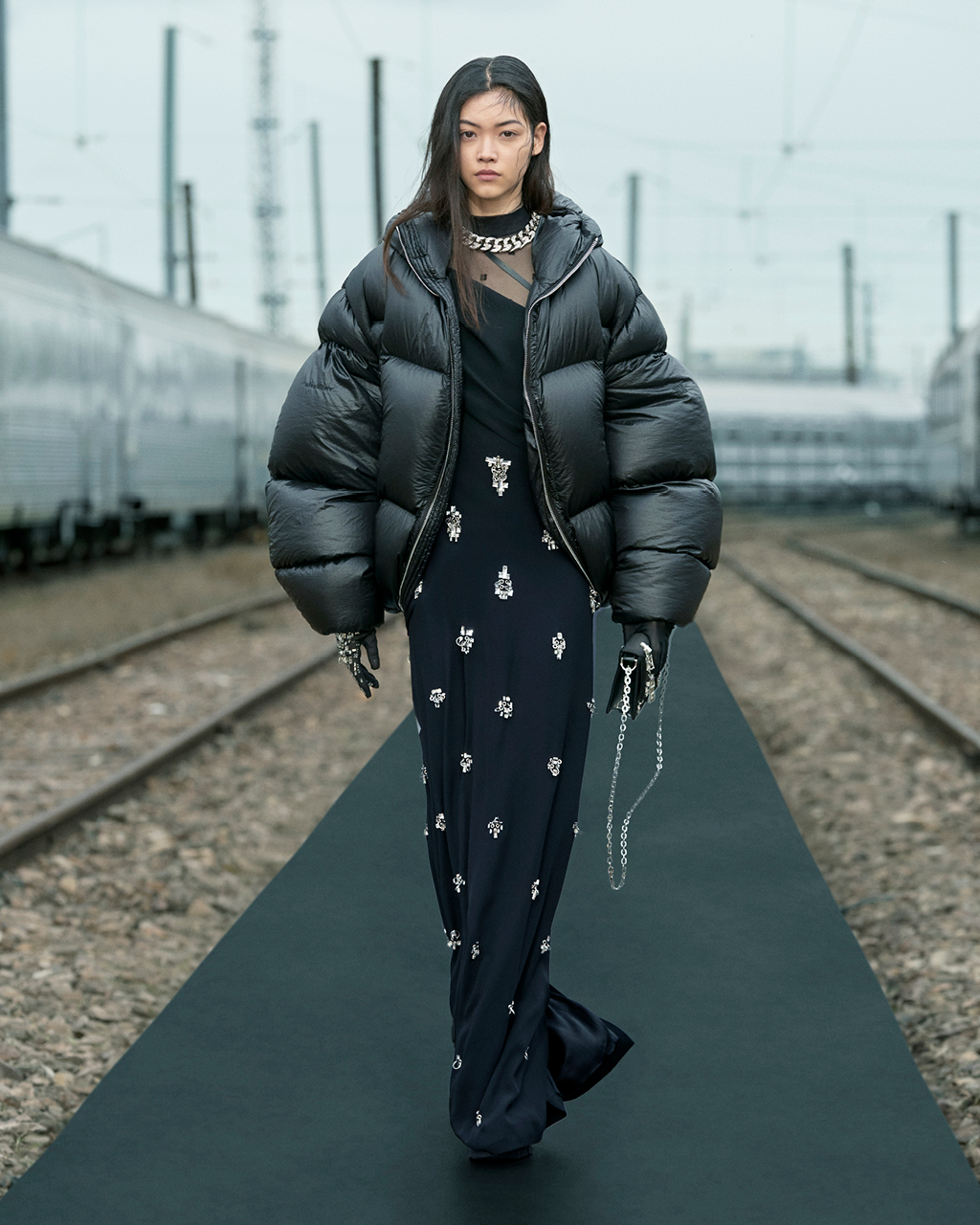 Spring 2022 pre-collection Look 42