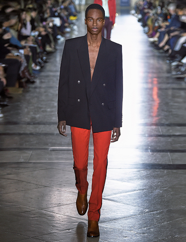 Givenchy Summer 2018 show men's look 18