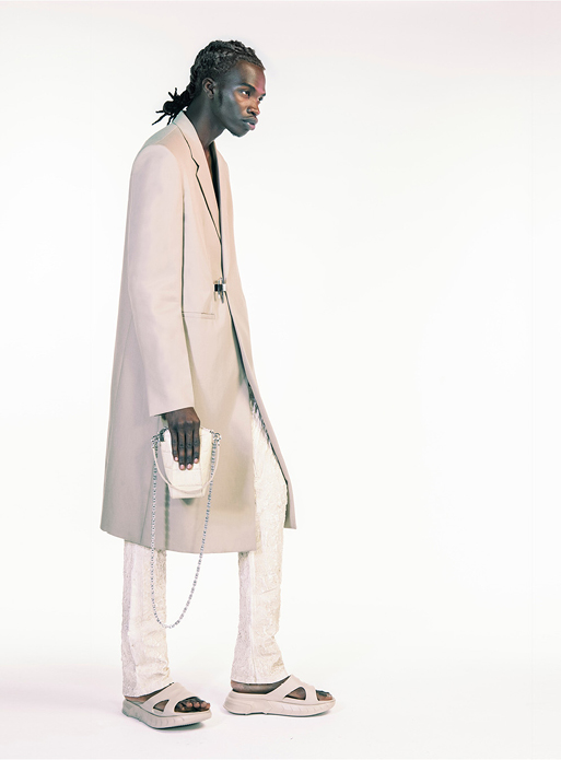 Spring Summer 2021 collection Look 33