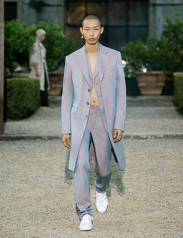 Givenchy Summer 2020 show men look 1