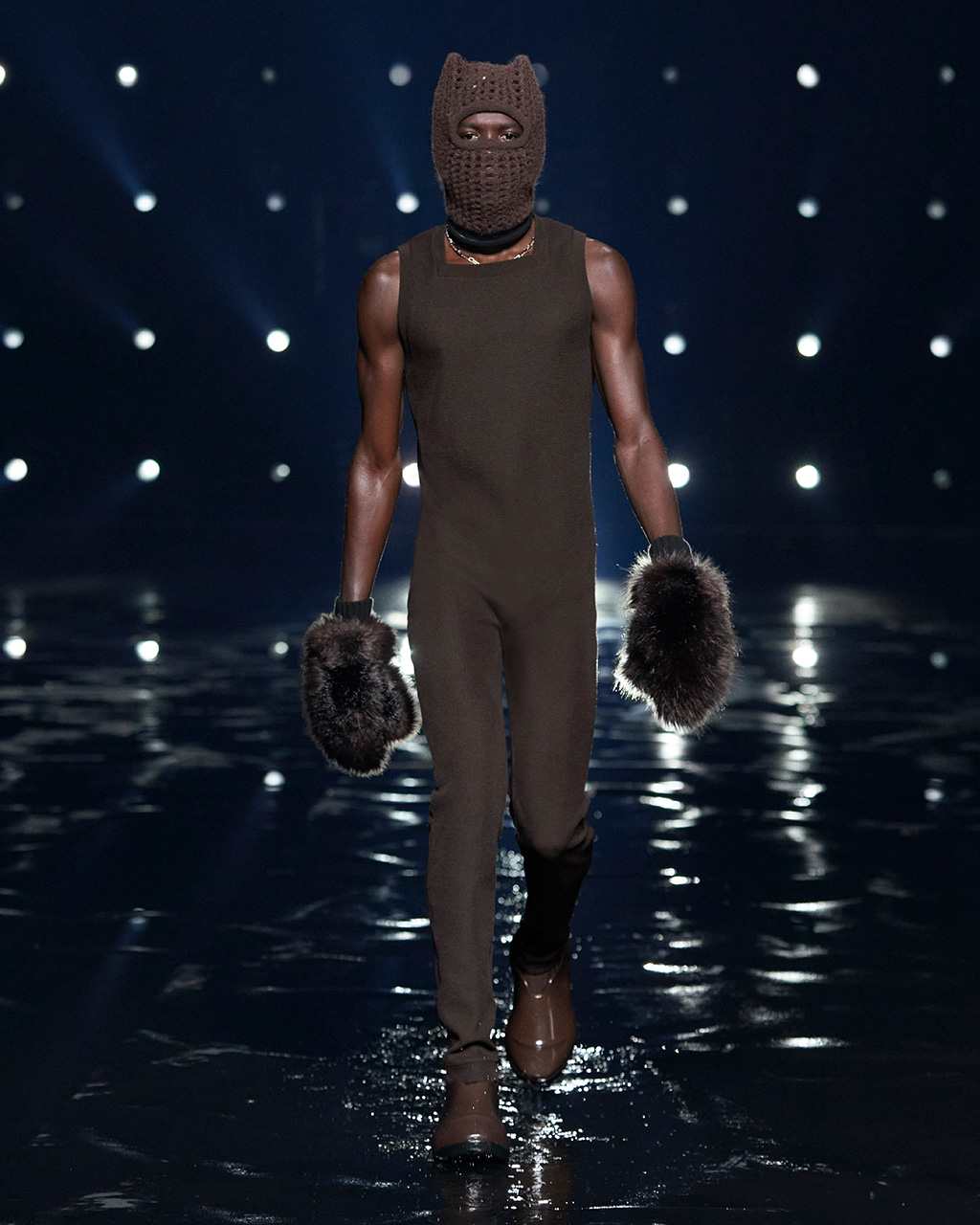 Fall Winter 2021 collection Look 9
