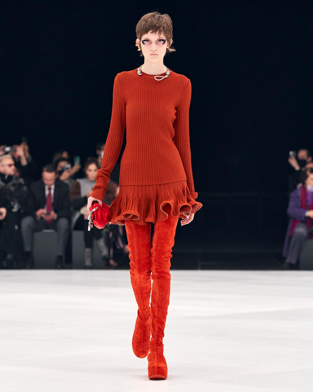 Spring Summer 2022 collection Look 13