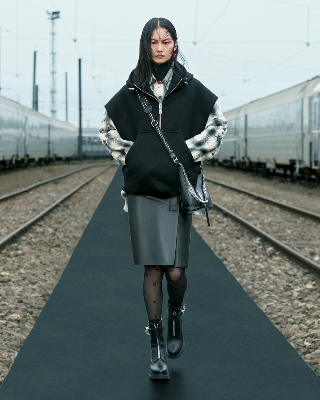 Spring 2022 pre-collection Look 21