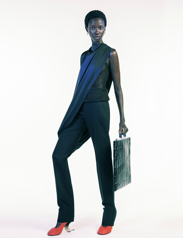 Givenchy Spring Summer 2021 collection look 1