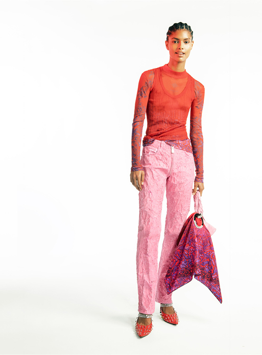 Spring Summer 2021 collection Look 34