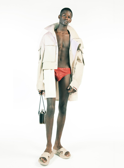 Spring Summer 2021 collection Look 15