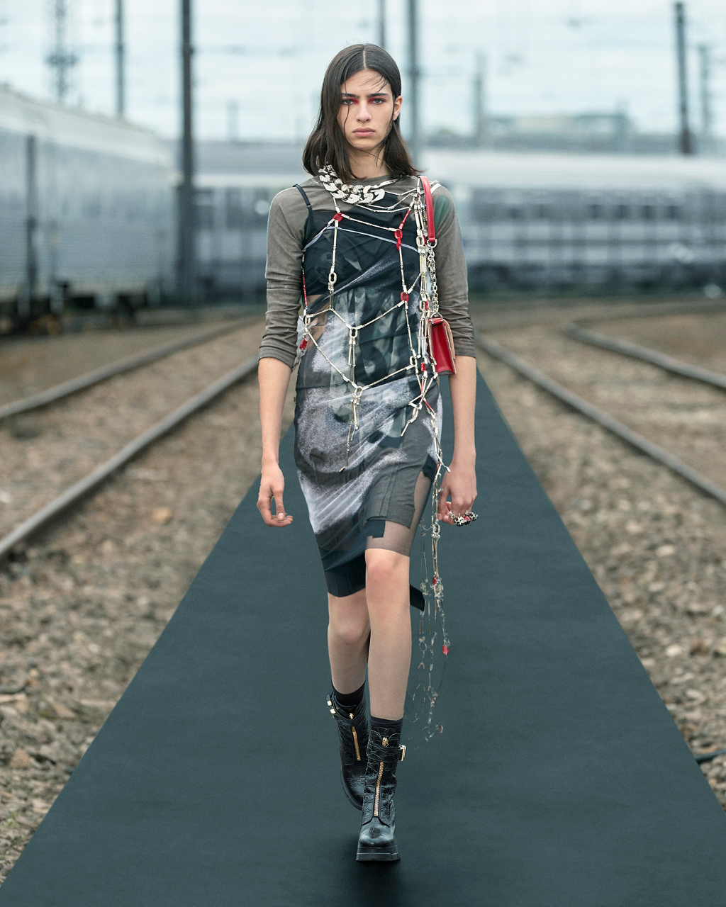 Spring 2022 pre-collection Look 4