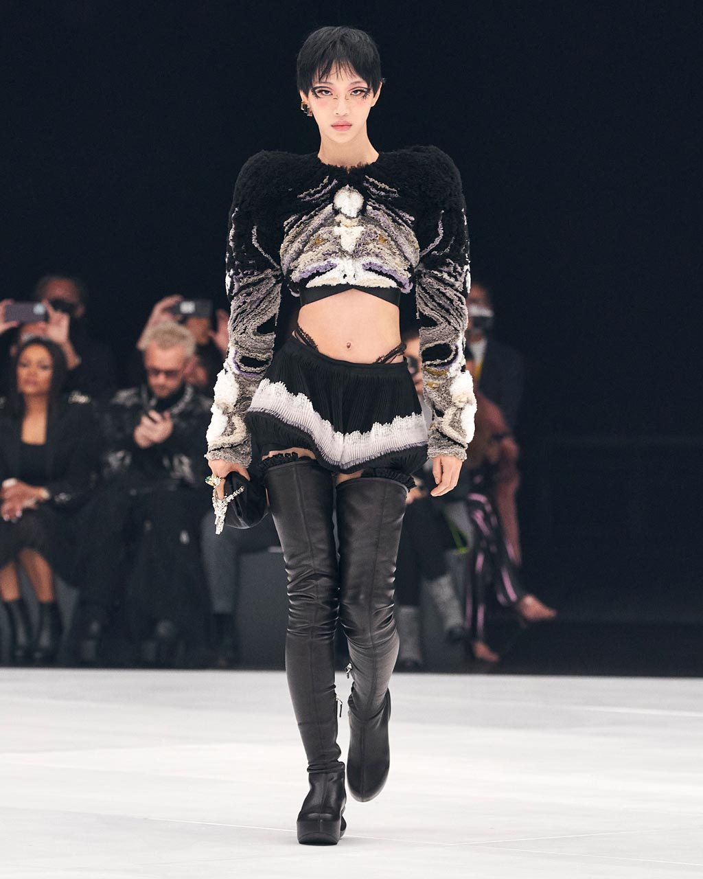 Spring Summer 2022 collection Look 11