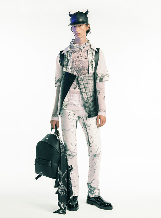 Spring Summer 2021 collection Look 41