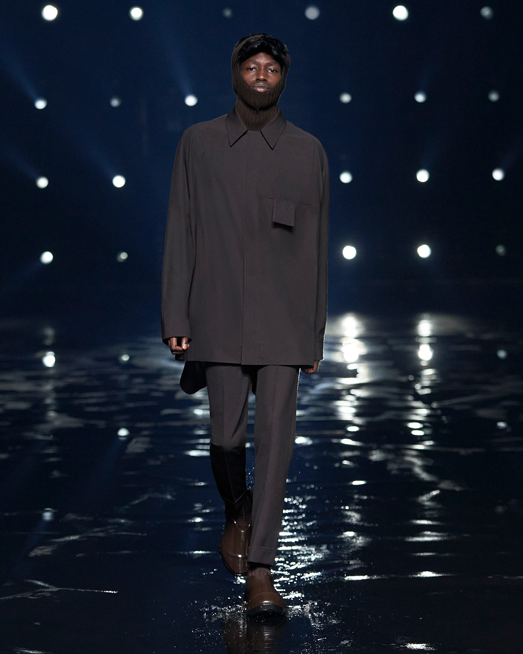 Fall Winter 2021 collection Look 16