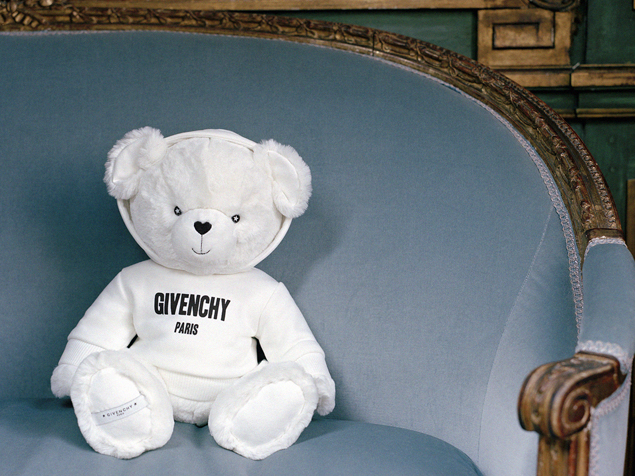 TEDDY BEAR GIVENCHY PARIS