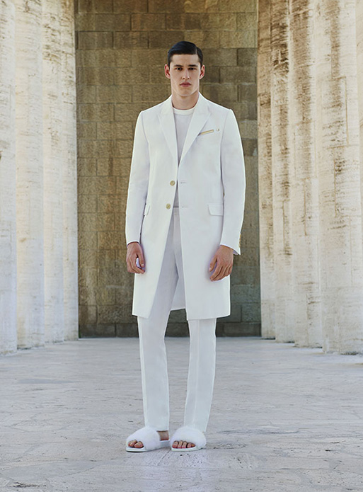 Givenchy Spring 2018 lookbook men 4