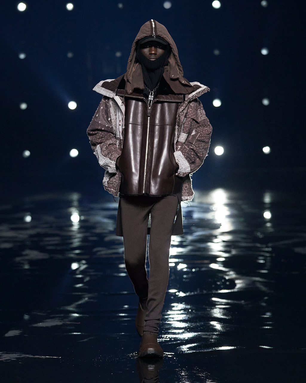 Fall Winter 2021 collection Look 30