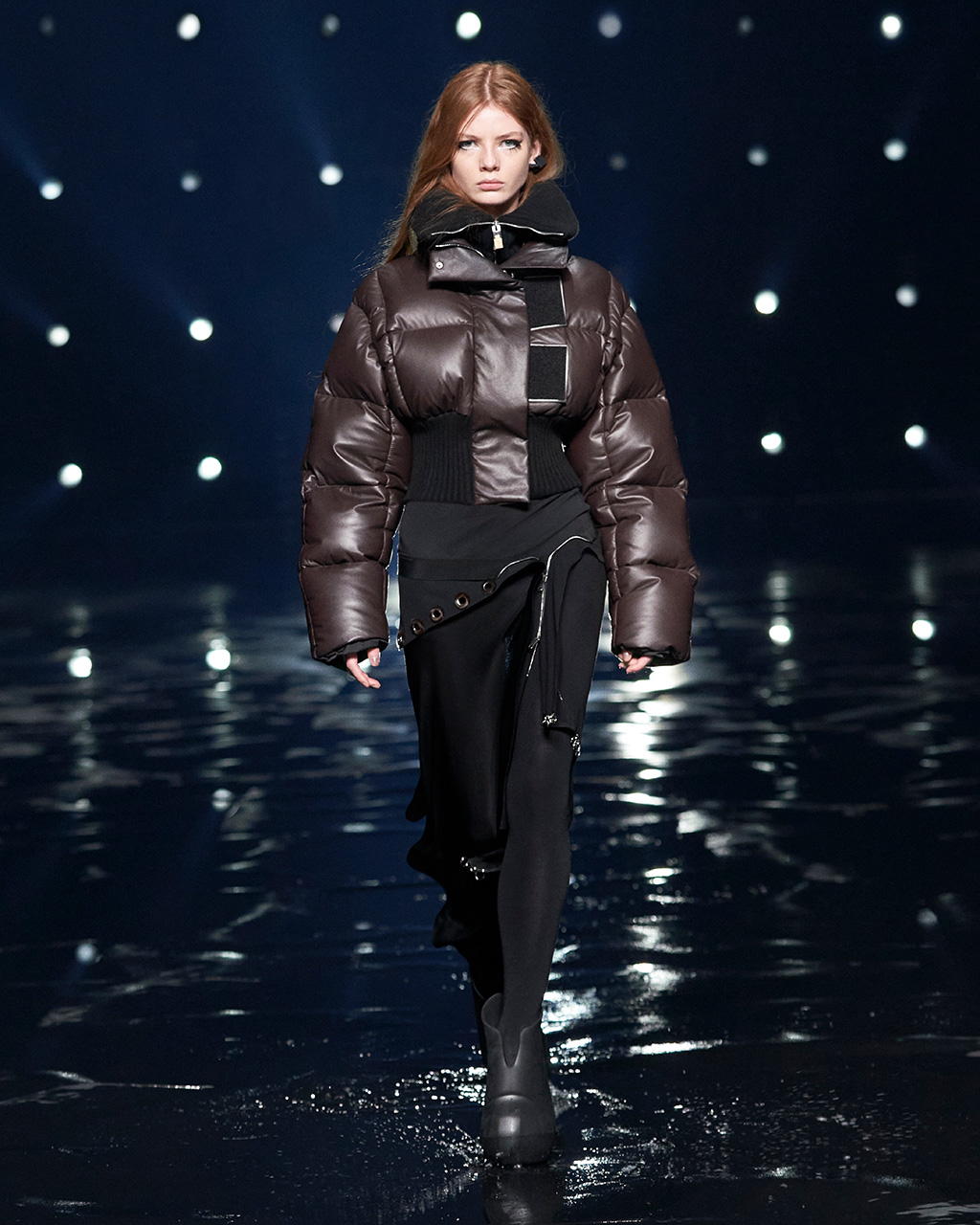Fall Winter 2021 collection Look 12