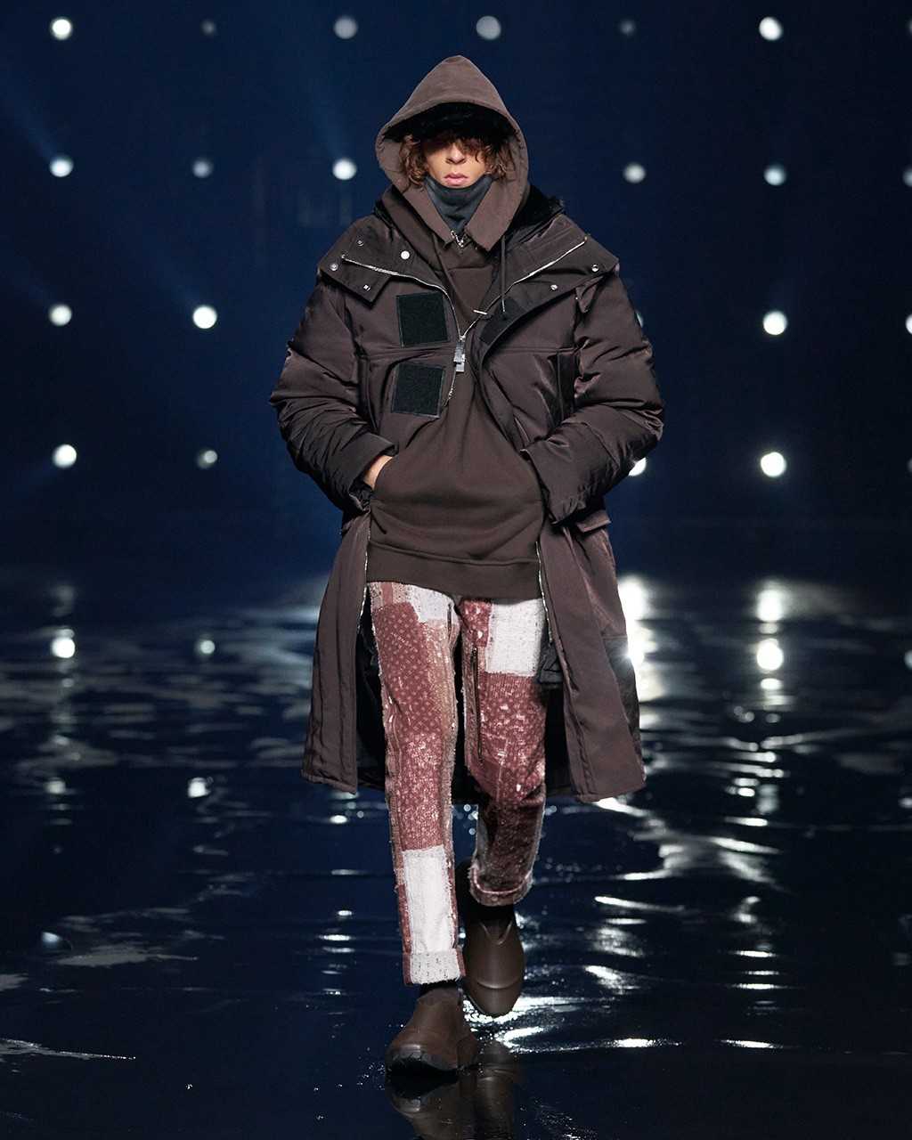 Fall Winter 2021 collection Look 31