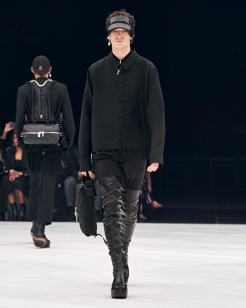 Spring Summer 2022 collection Look 12