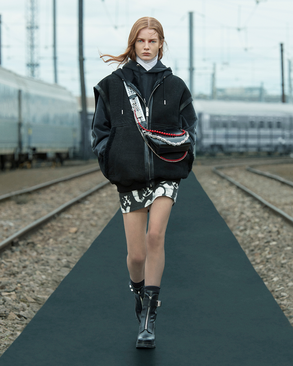Spring 2022 pre-collection Look 12