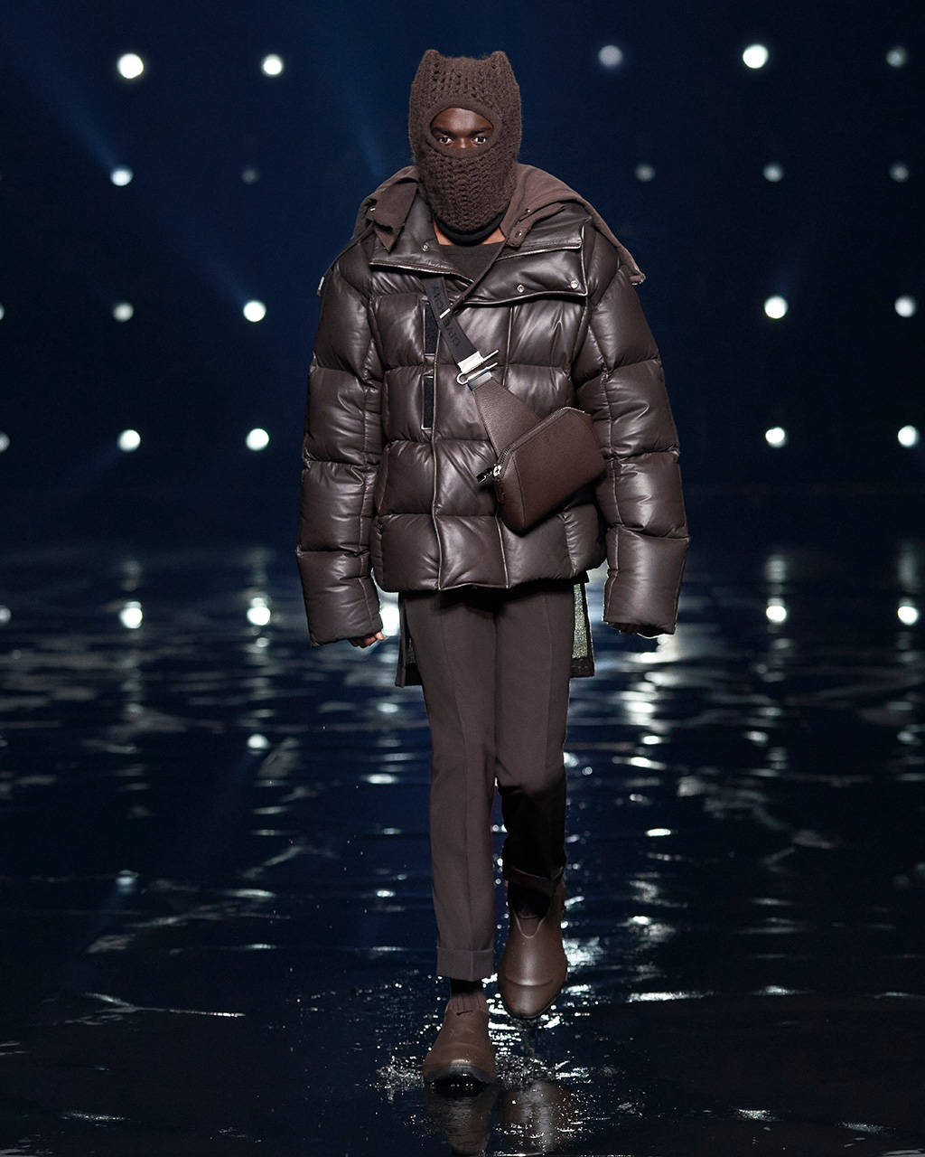 Fall Winter 2021 collection Look 13
