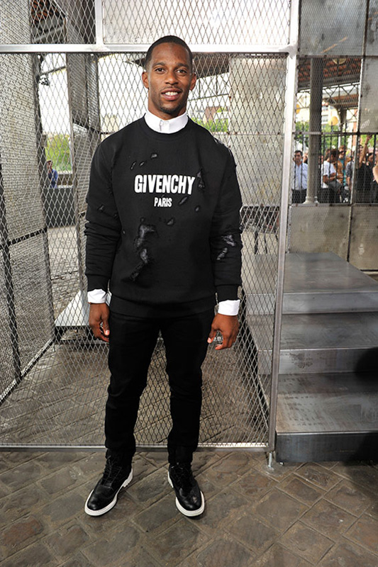 Givenchy Spring Summer 2016 Guests