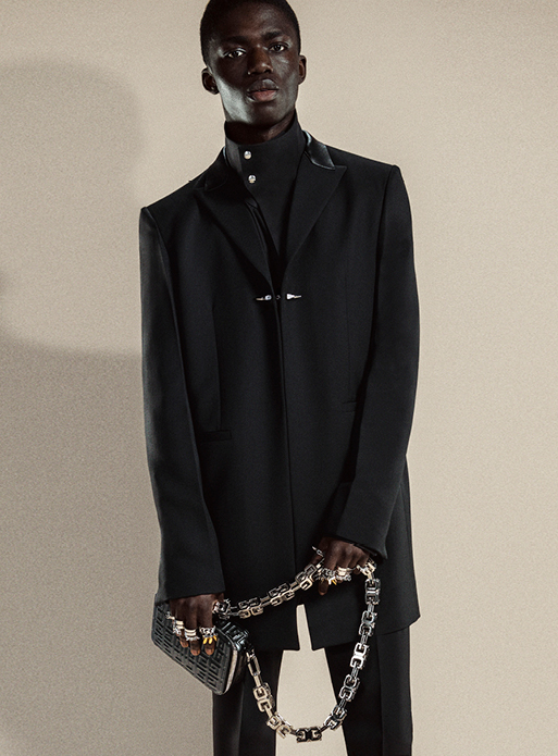 Givenchy Fall 2021 lookbook 1