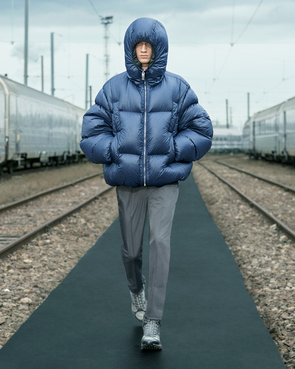 Spring 2022 pre-collection Look 31