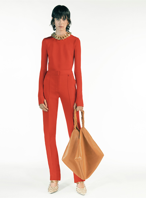 Spring Summer 2021 collection Look 47