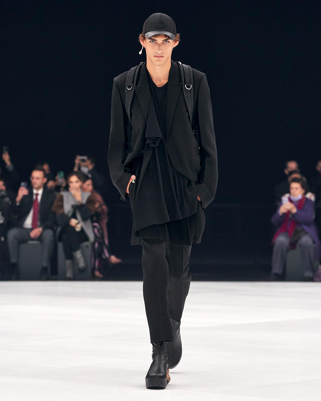Spring Summer 2022 collection Look1