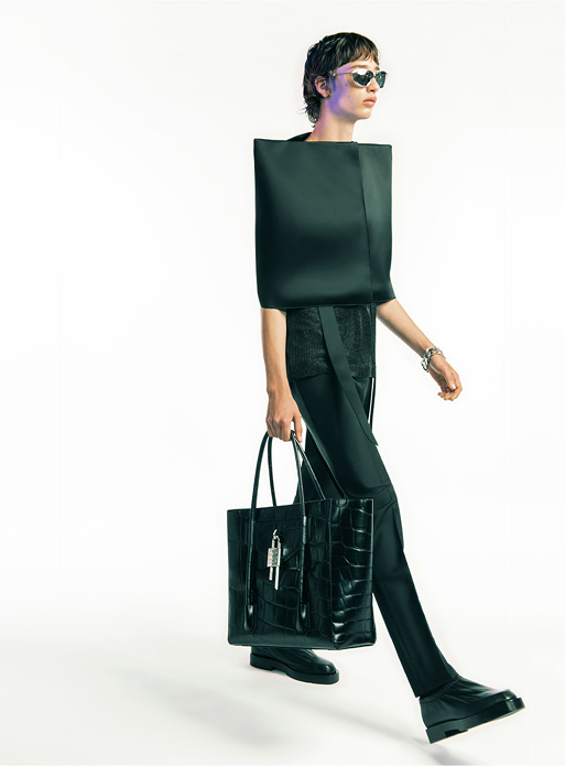 Spring Summer 2021 collection Look 46