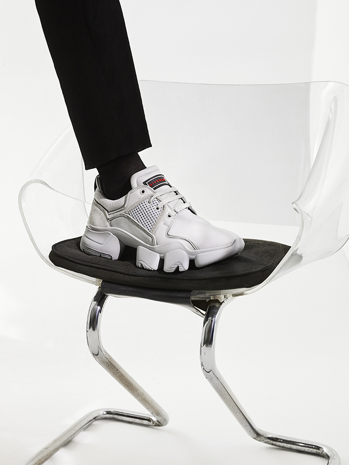 The Jaw sneaker
