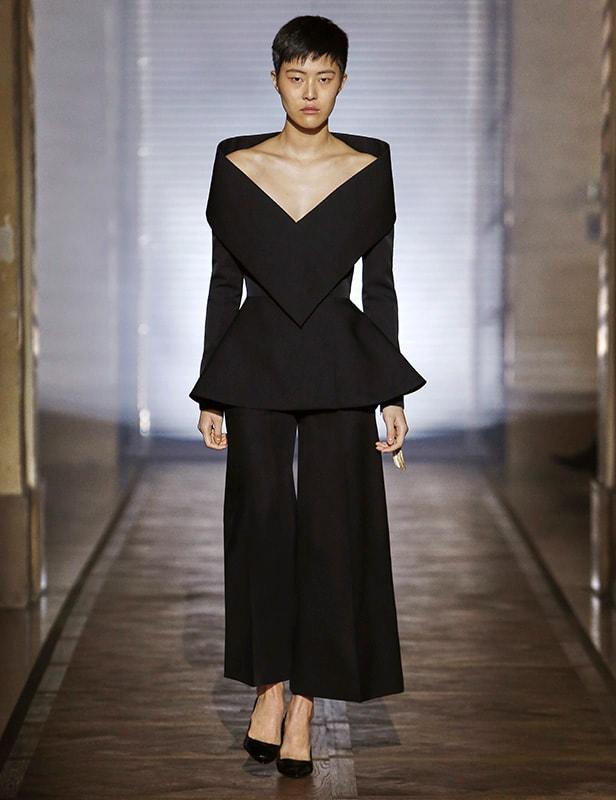 Abiti Da Sera Givenchy.Givenchy Primavera Estate Haute Couture 2018 Givenchy Paris