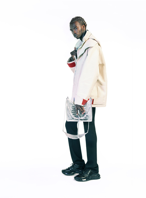 Spring Summer 2021 collection Look 8