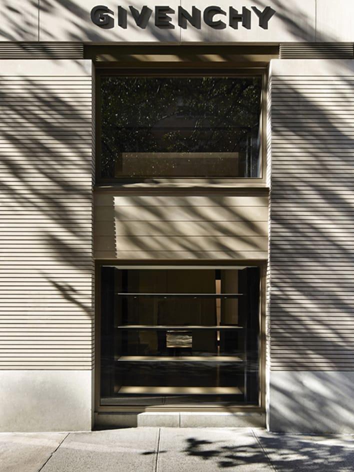 Super Paris - Faubourg Saint-Honoré flagship store | GIVENCHY Paris UK76