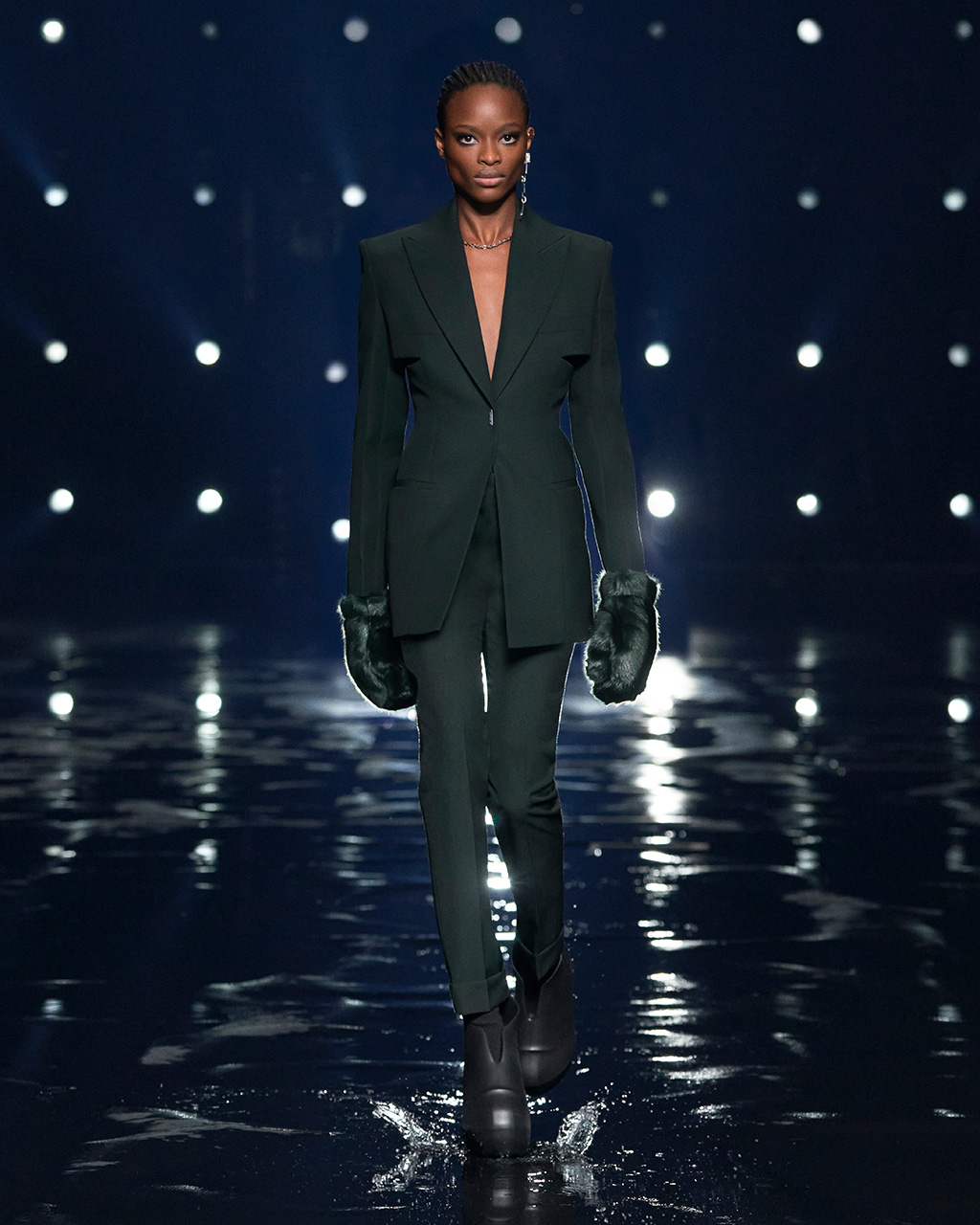 Fall Winter 2021 collection Look 27