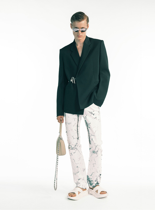 Spring Summer 2021 collection Look 39