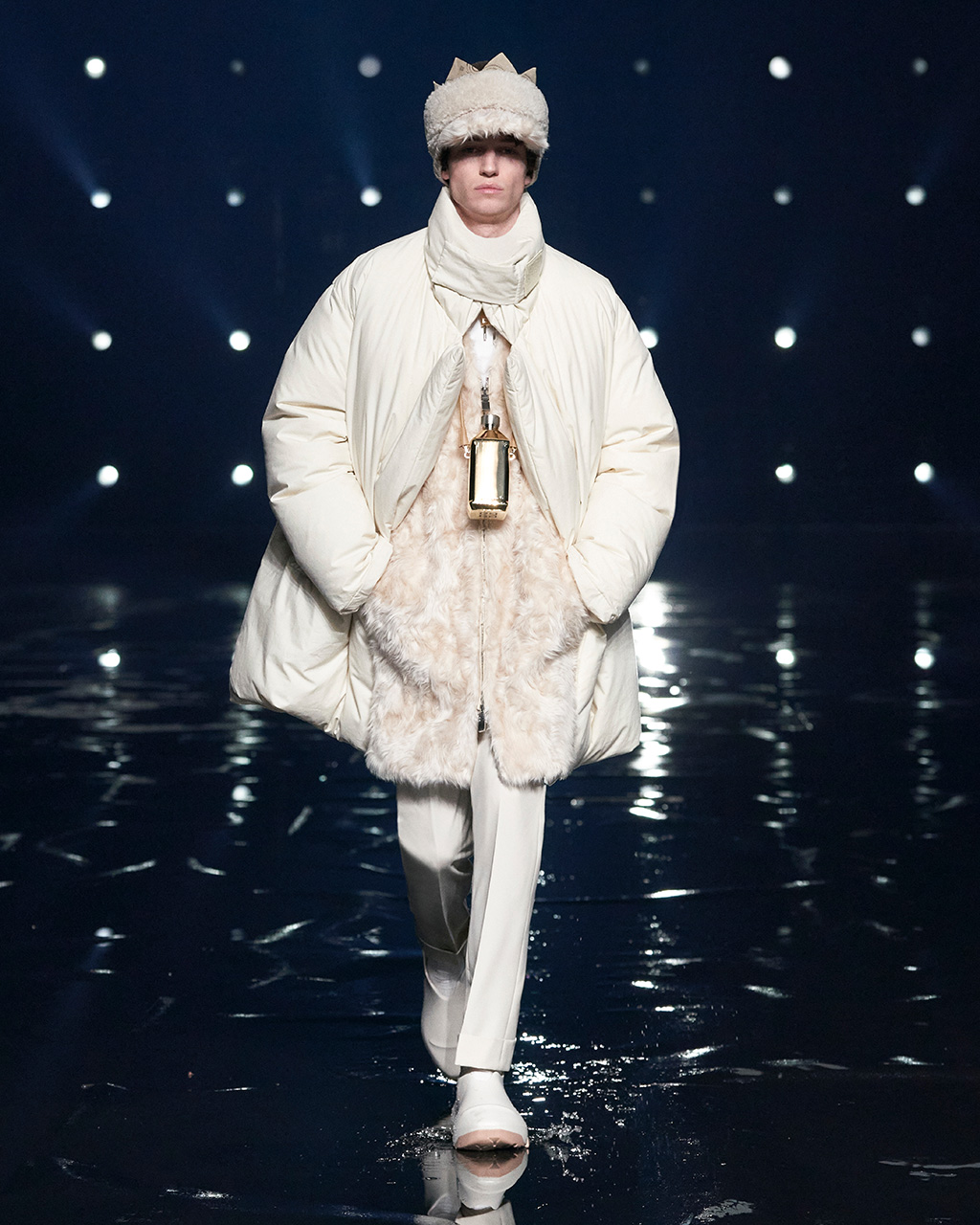 Fall Winter 2021 collection Look 45