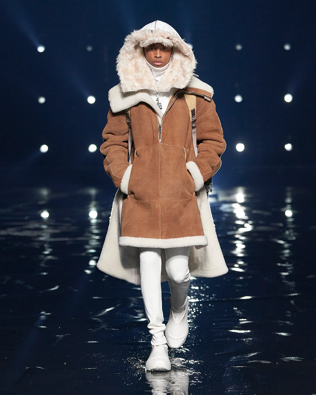 Fall Winter 2021 collection Look 46