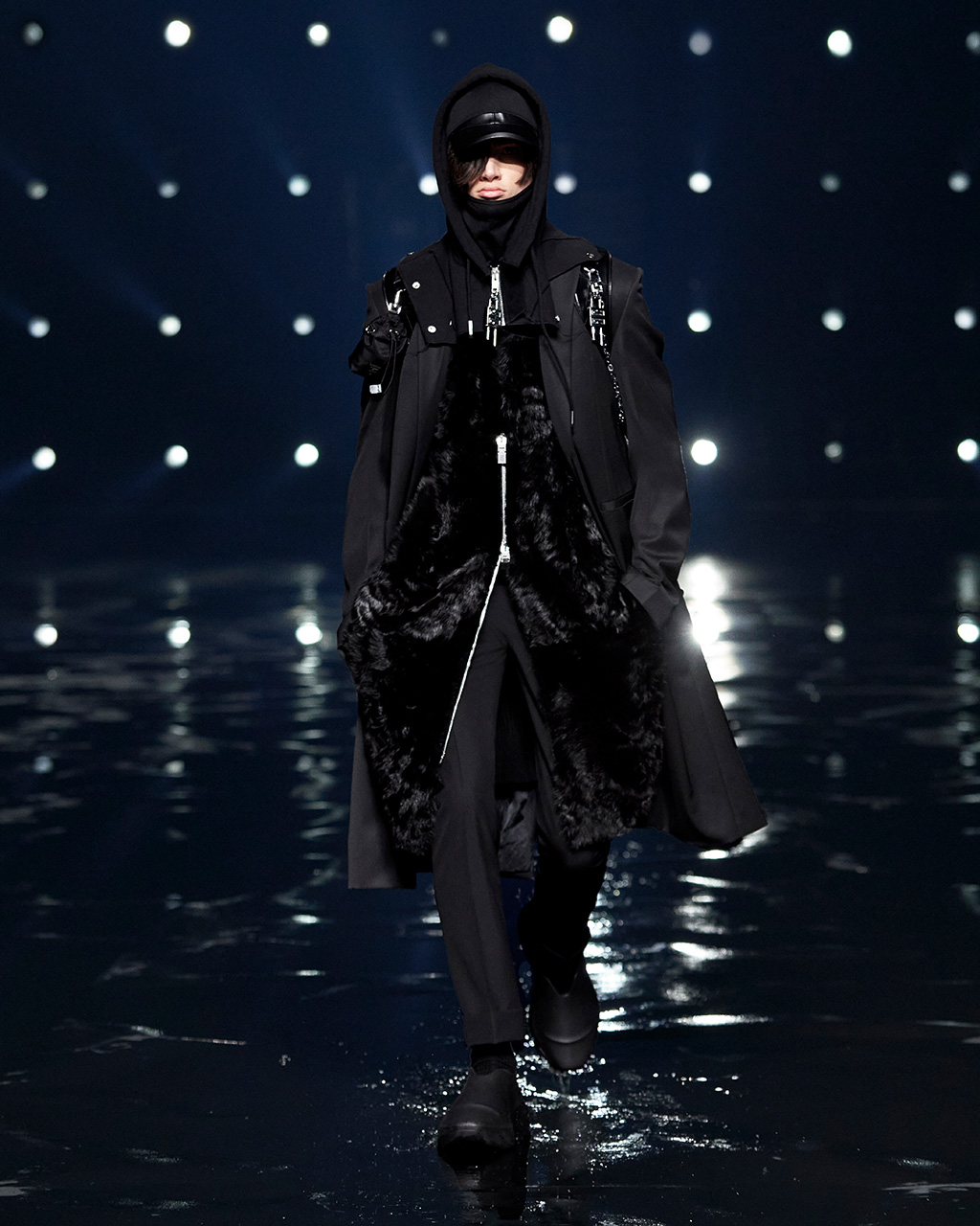 Fall Winter 2021 collection Look 7