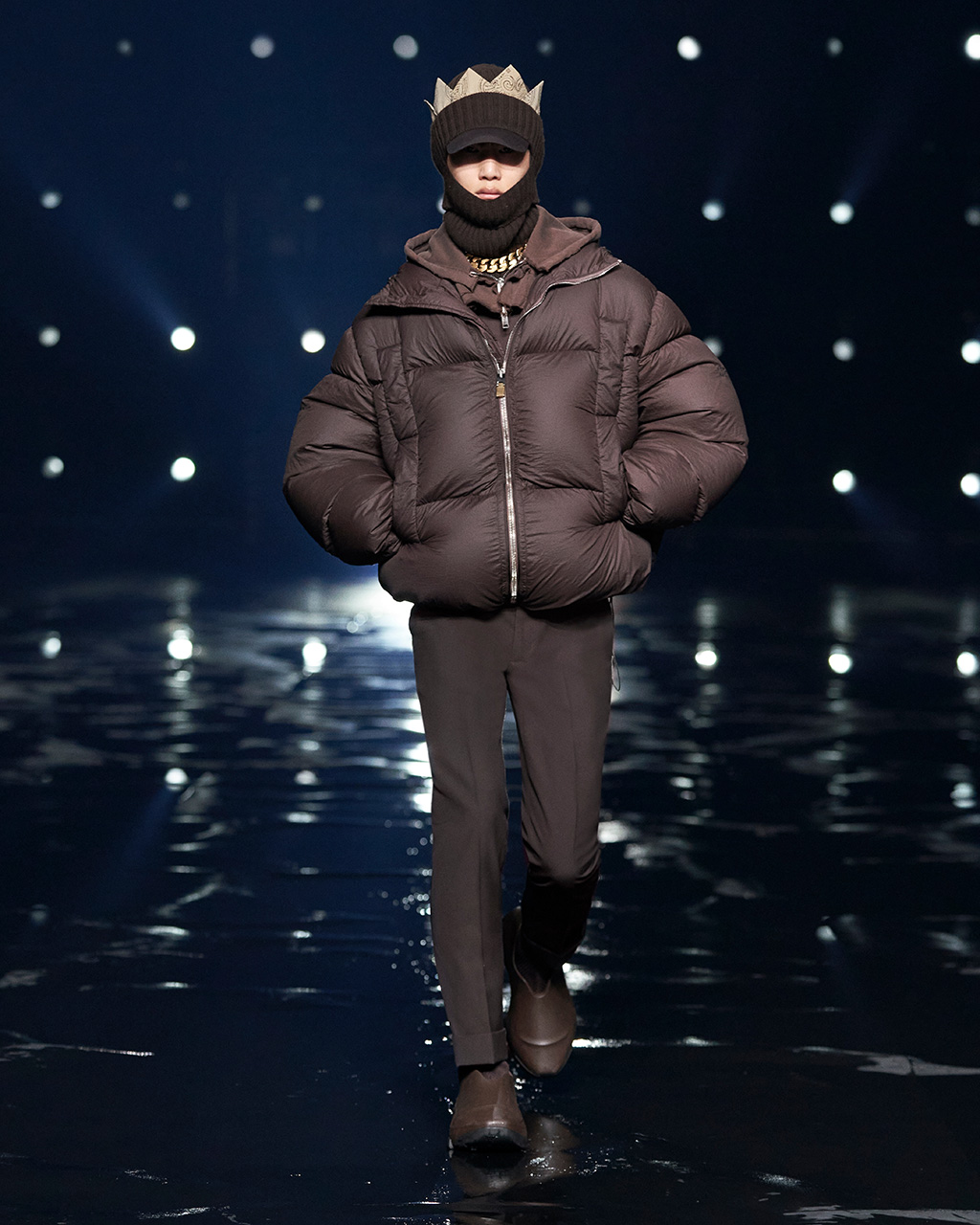 Fall Winter 2021 collection Look 15