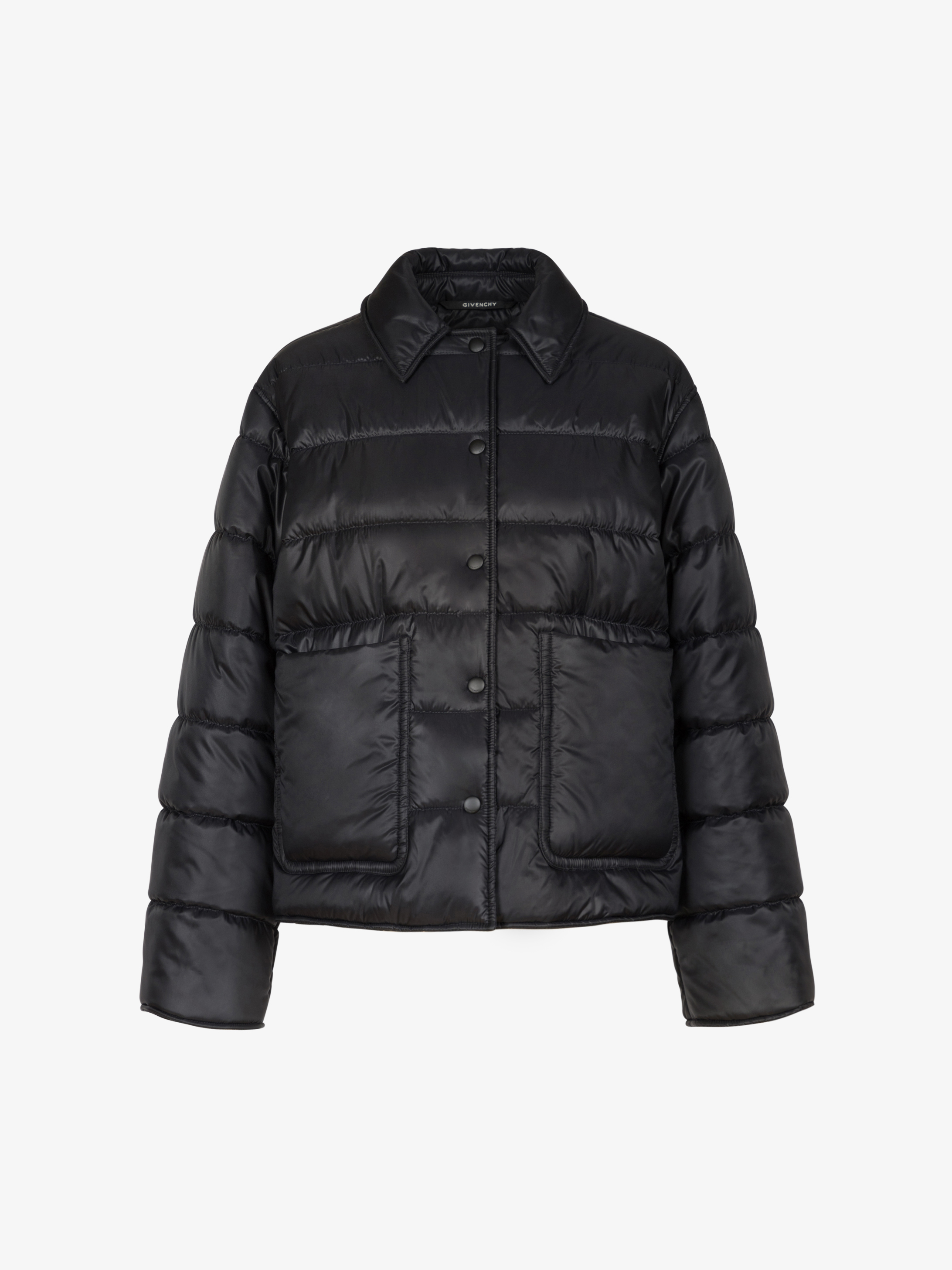 GIVENCHY puffa jacket in nylon