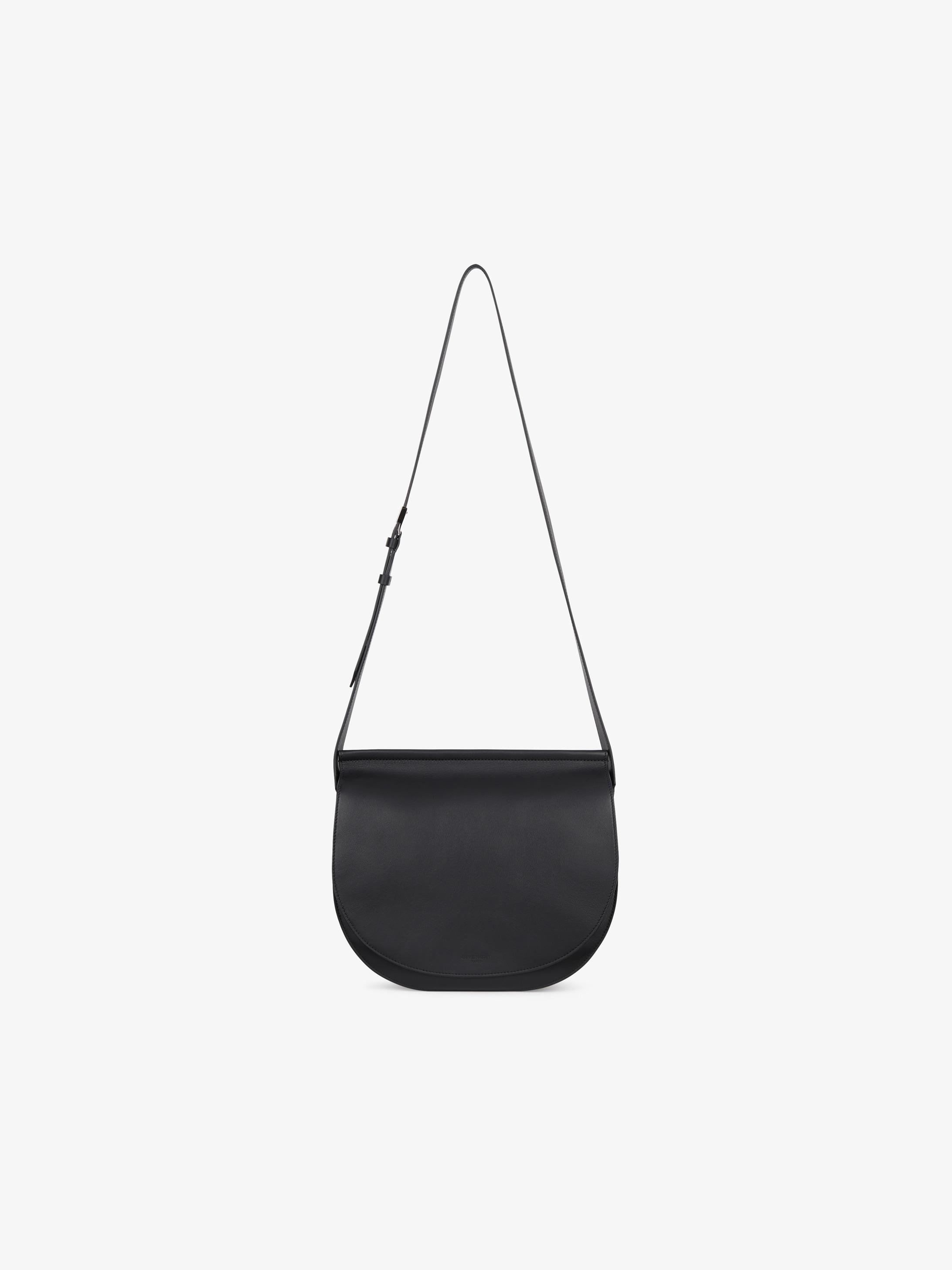 Infinity saddle bag