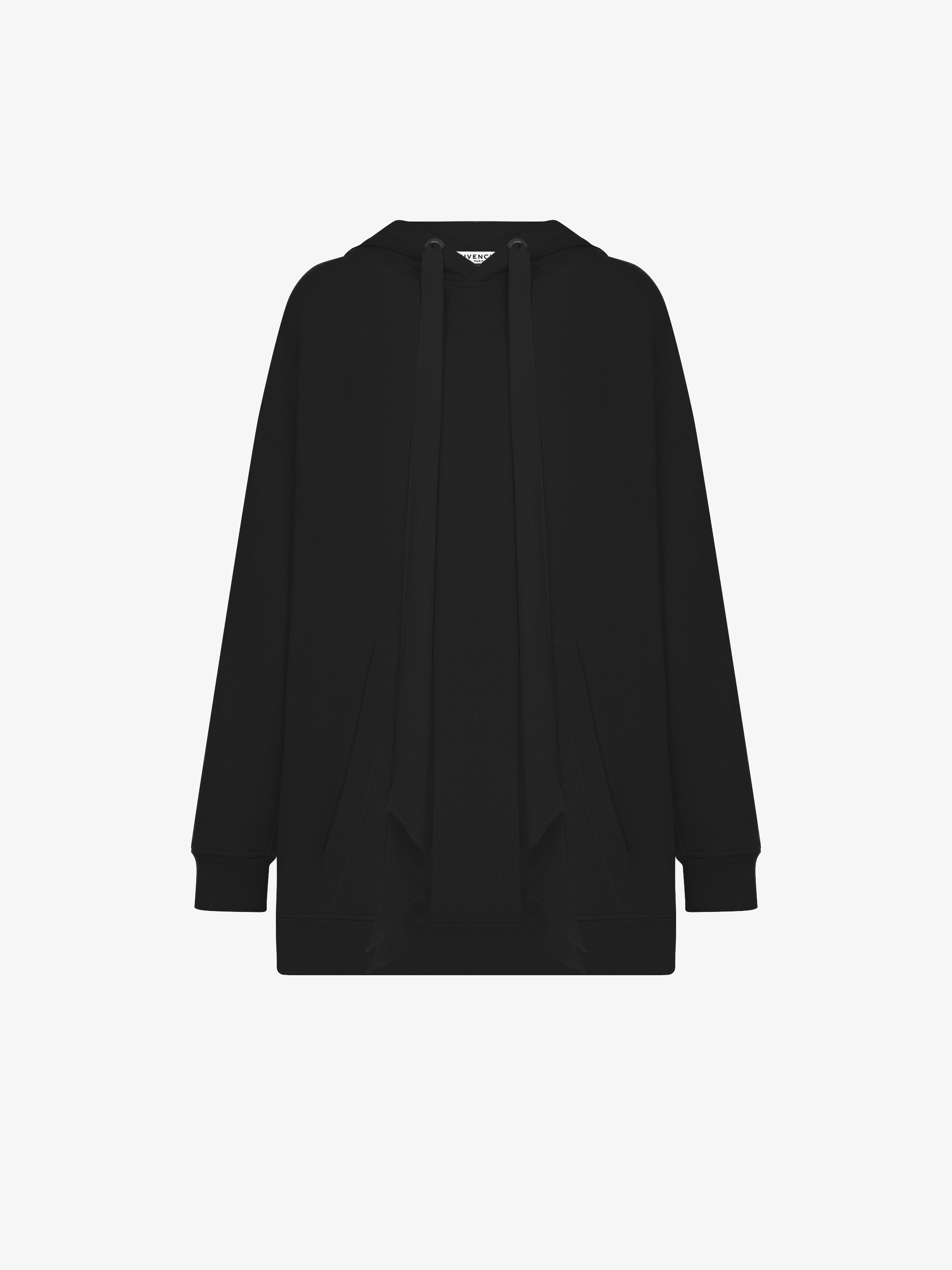 GIVENCHY PARIS oversized hoodie