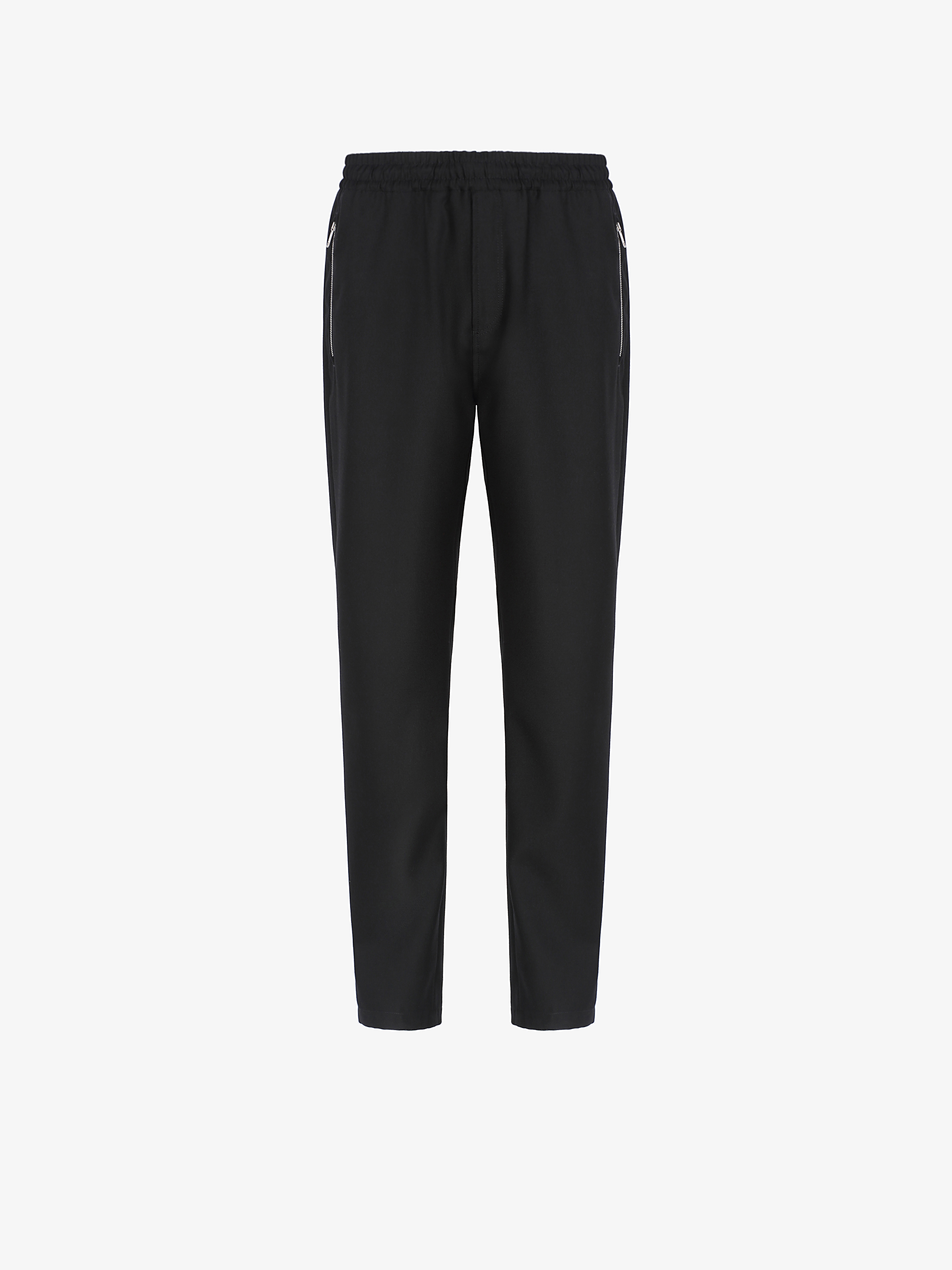 GIVENCHY jogger pants in wool